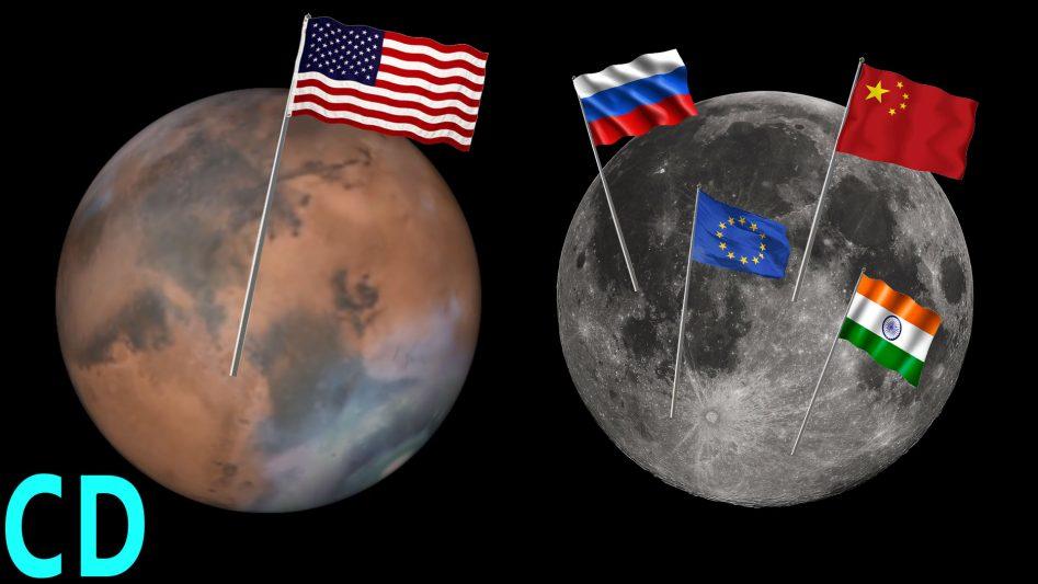 mars or moon