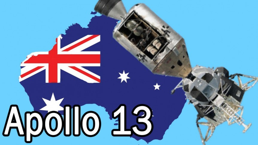 How Australia Helped Save Apollo 13
