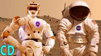 Robonauts or Men – Which Will Step Foot on Mars First ?