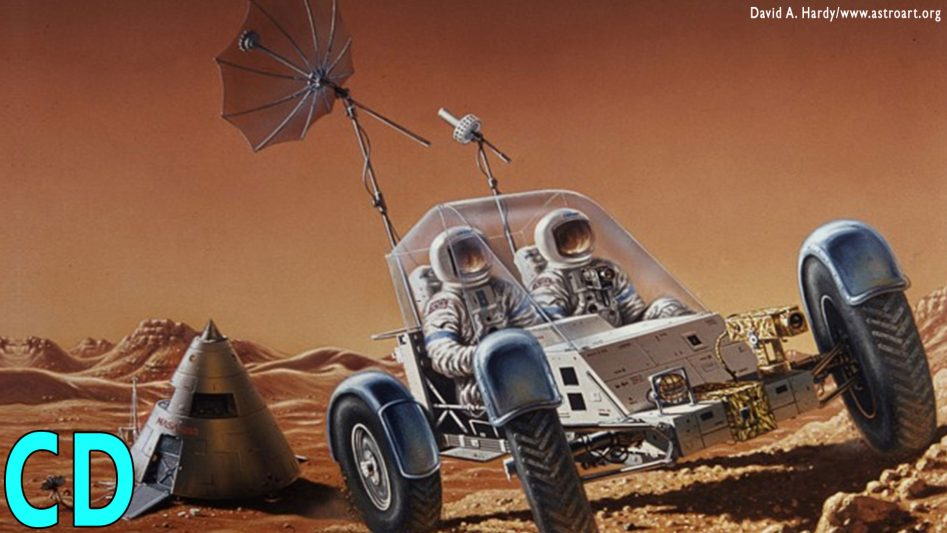 To mars by 1982