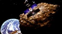 C-Type Caverns: Space Mining for the 21st Century