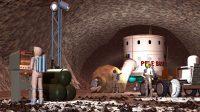 Life in a Martian Lava Tube