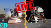 LIVE – Why cant we see the Apollo sites from Earth with Marc D'Antonio – replay