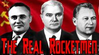 How The Real Soviet Rocketmen Changed the World