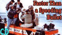 Human Crash Test Dummies – Faster than a Speeding Bullet