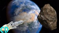 Asteroid Impact – Could we save the Earth in time ?