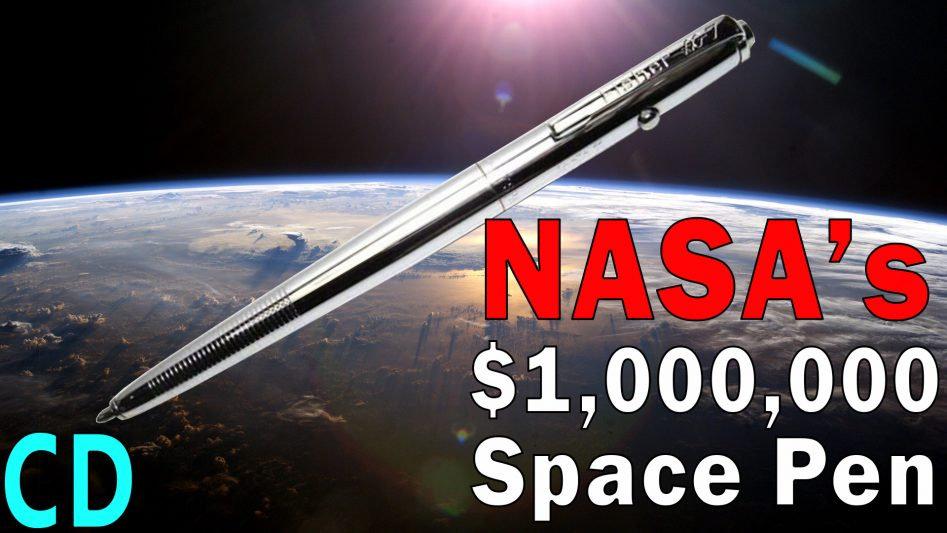 nasa space pen