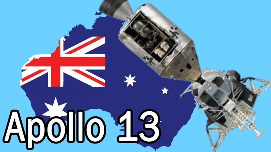 How Australia Helped Save Apollo 13
