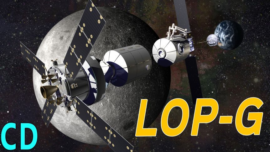 NASA's Next Space Station LOP-G