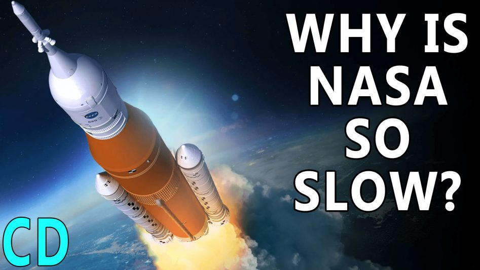 why is NASA so slow
