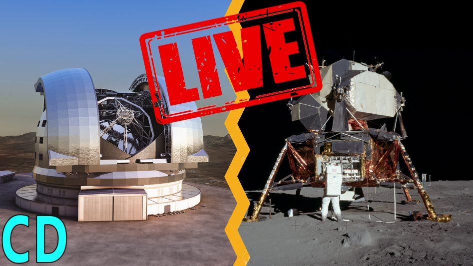 Curious Droid live stream