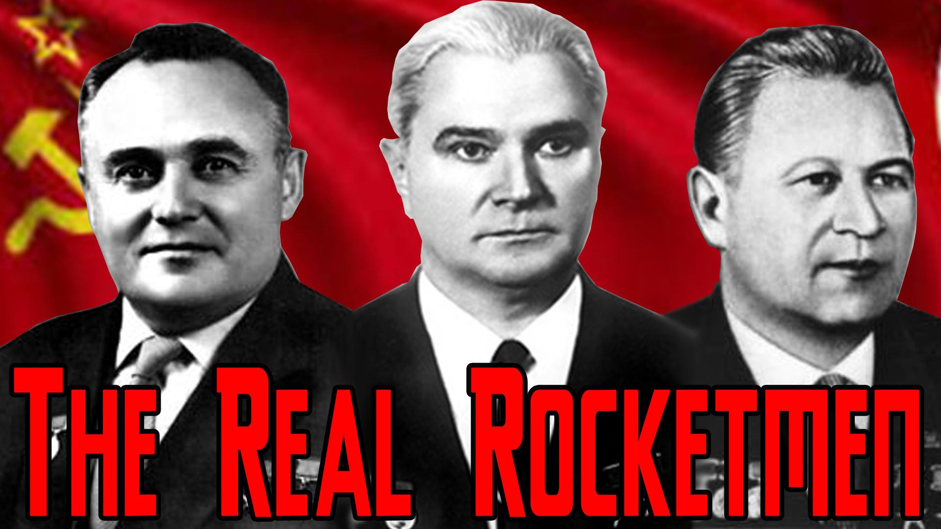 The real soviet rocket men