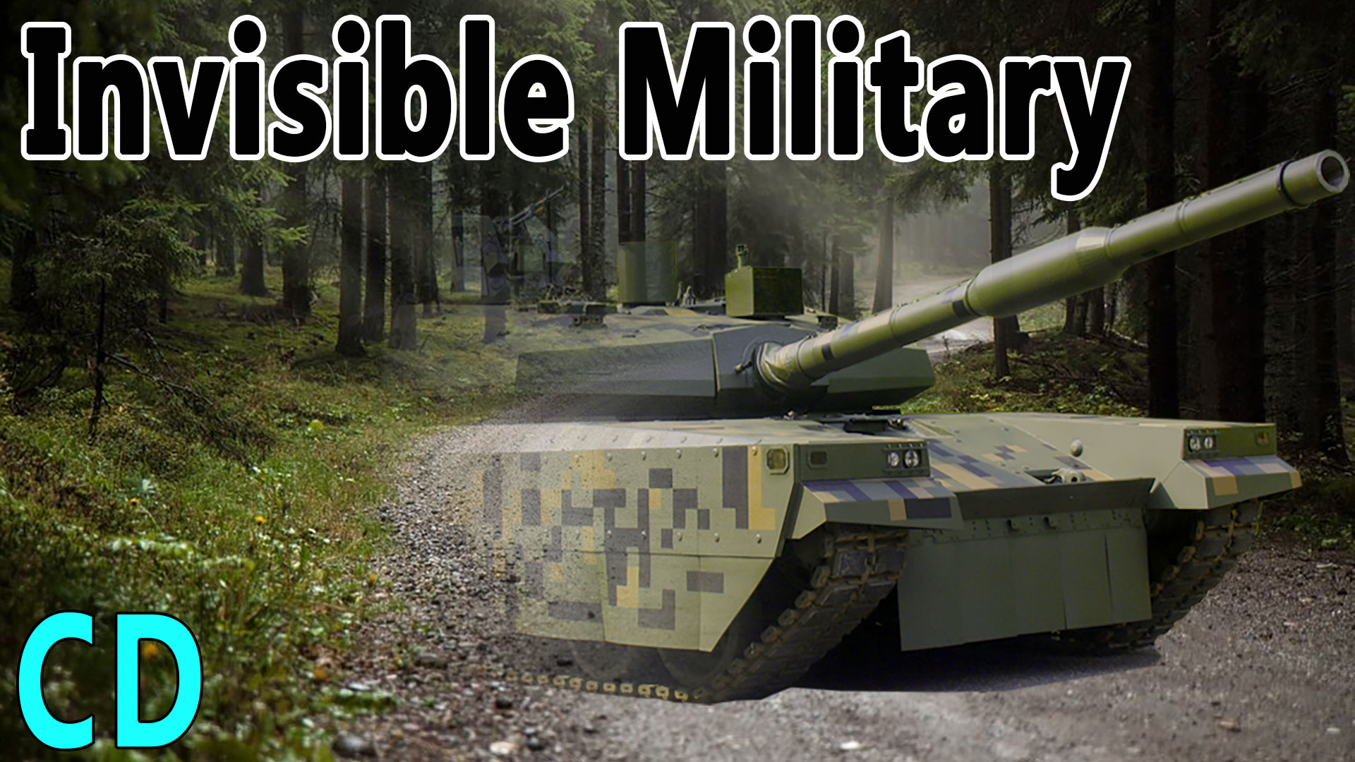 How do you make Invisible Ships, Planes & Tanks?