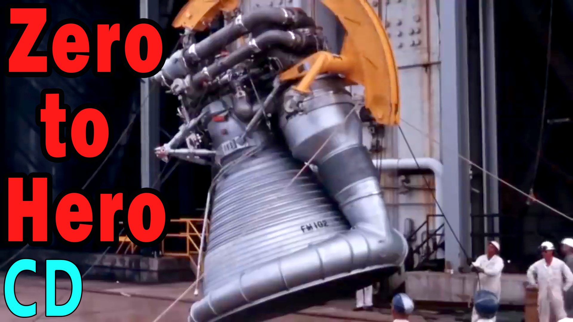 F-1 The Engine That Nearly Stopped the Apollo Moon Missions