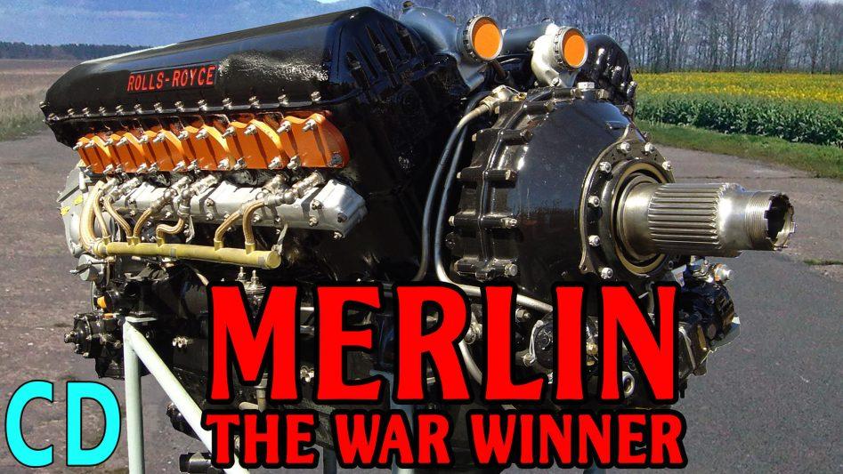 Merlin - The Engine that Won the War
