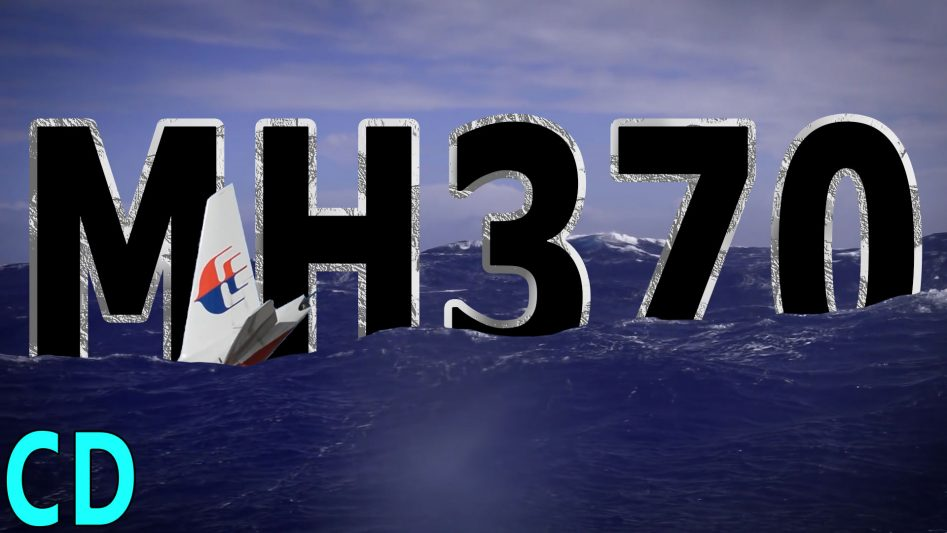 Why can't we find MH370