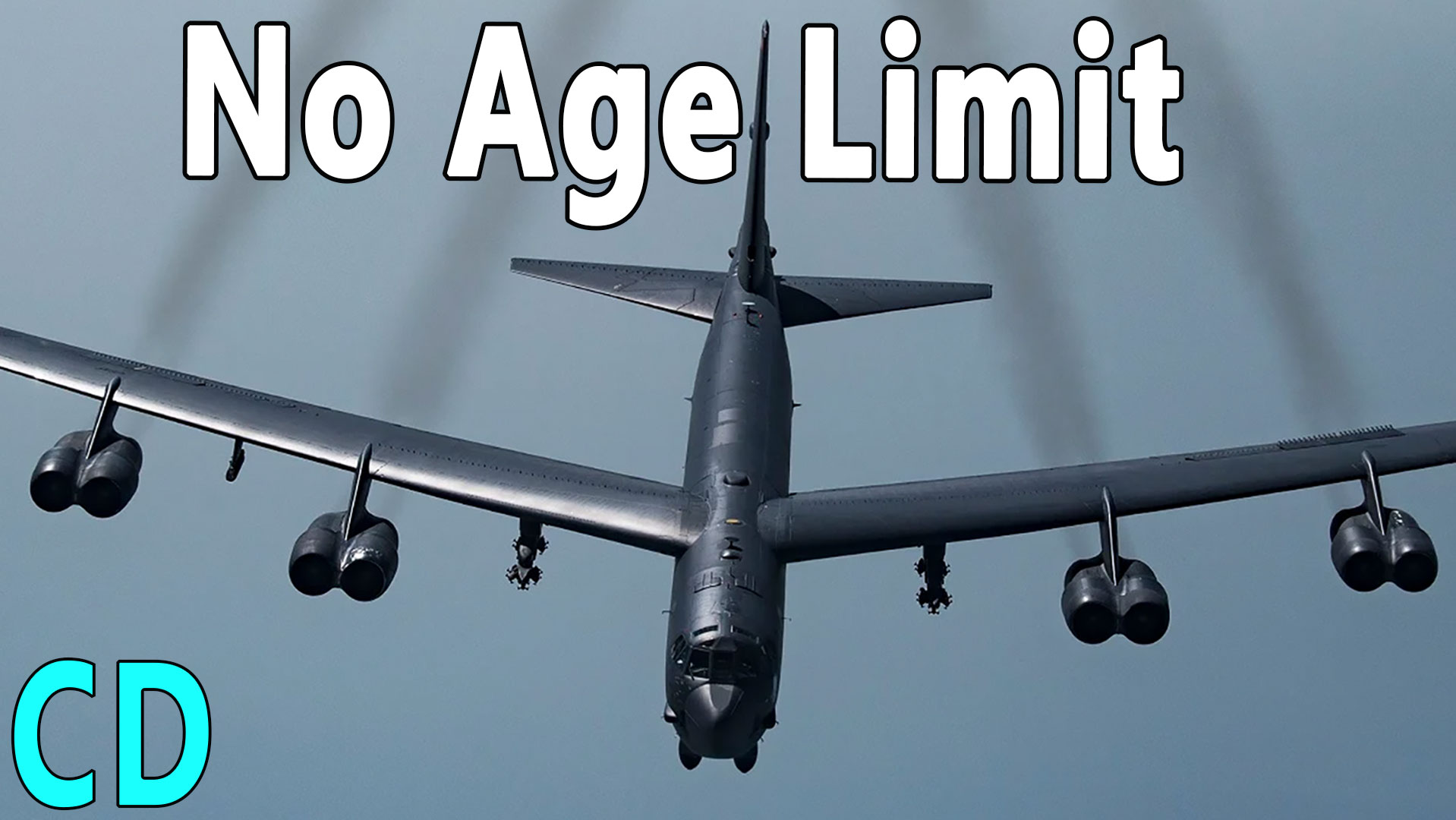 How long can the B-52 continue in service