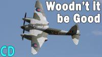 de Havilland Mosquito – Was It The Most Versatile Aircraft of WW2?