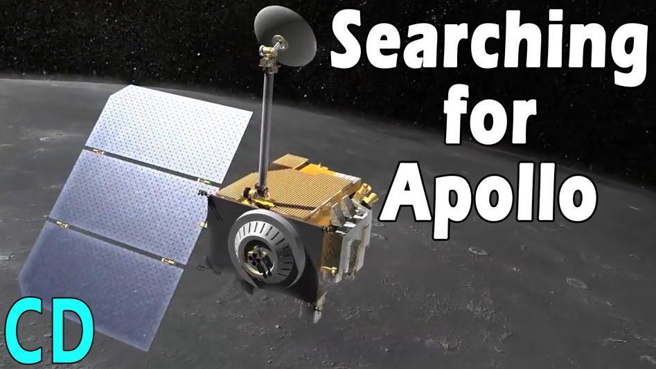 Lunar Reconnaissance Orbiter - Eyes on the Moon