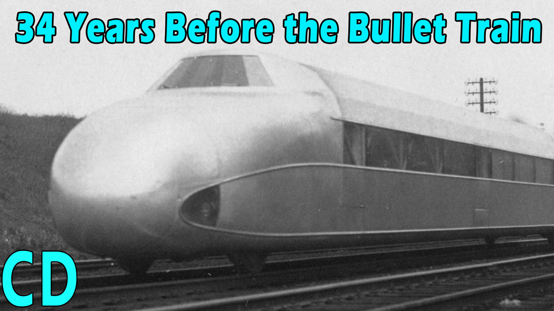 Aerotrains – The Forgotten Train Experiments
