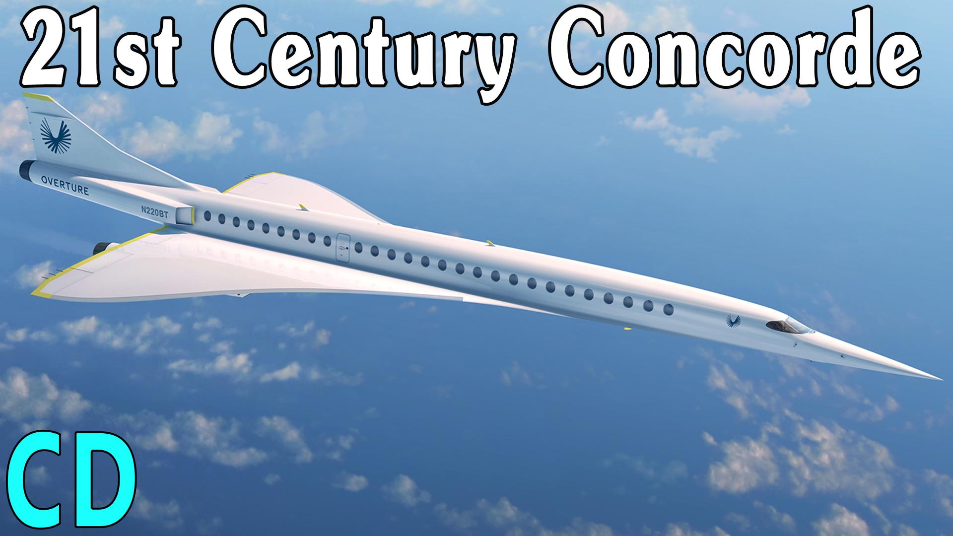 Concorde reborn