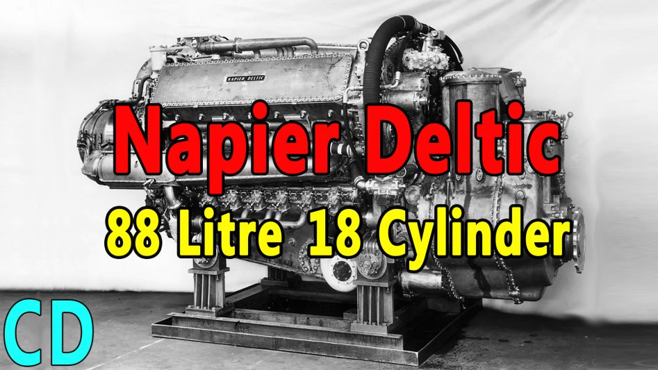Napier Deltic