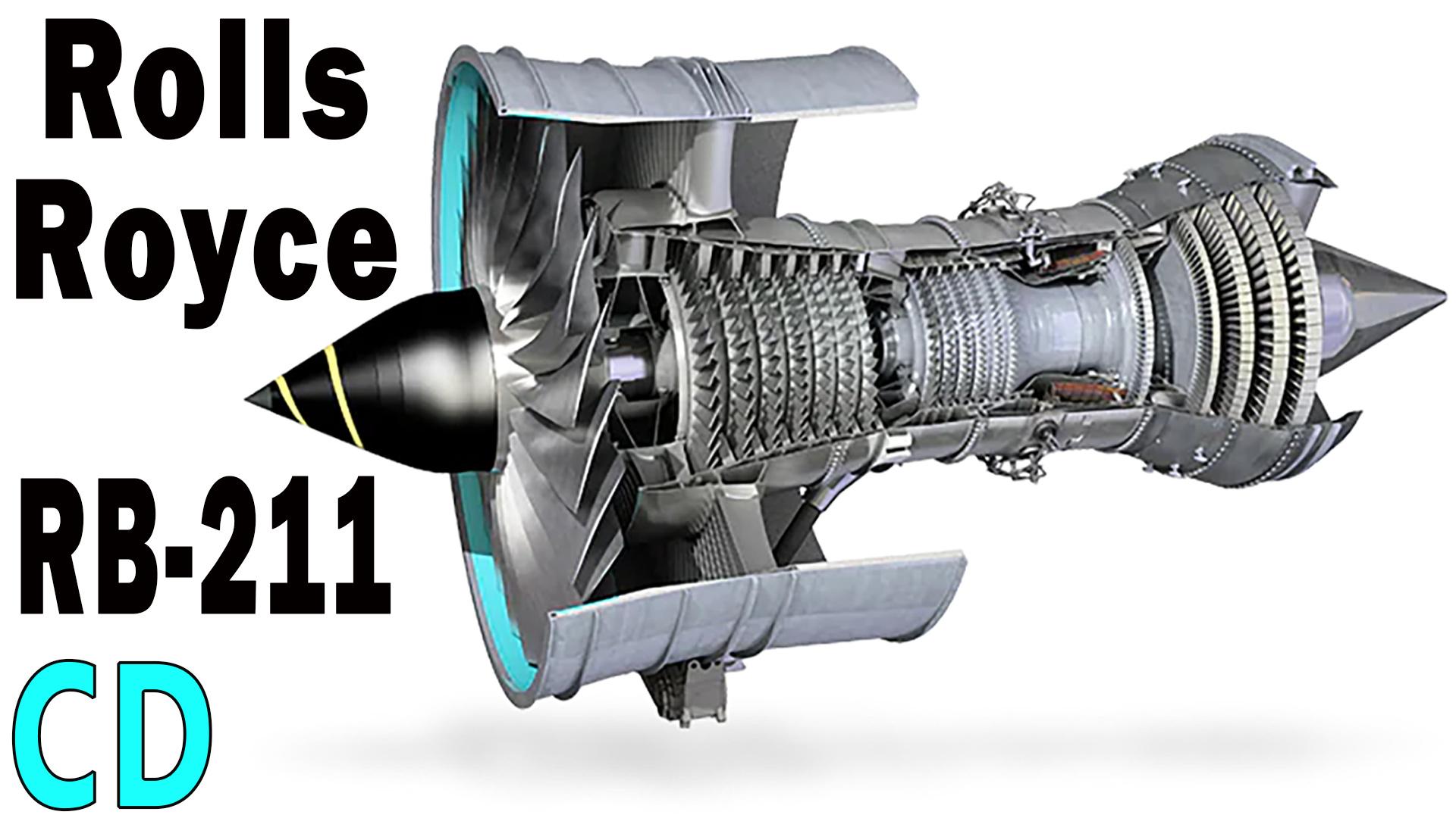 Rolls Royce RB211